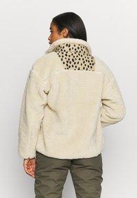 Brunotti - PUA WOMEN - Fleecová bunda - almond - 2