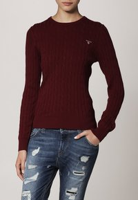 GANT - CABLE CREW - Jumper - bugendy - 1