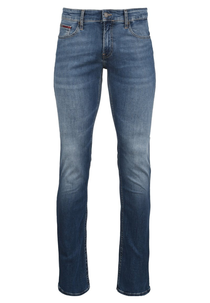 Tommy Jeans - SCANTON - Slim fit jeans - clean mid