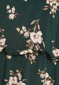 Vero Moda - VMSIMPLY EASY 3/4 WVN G - Day dress - ponderosa pine/sandy ponderosa pine - 4