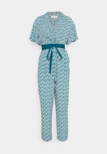 ATHENA  - Jumpsuit - turquoise