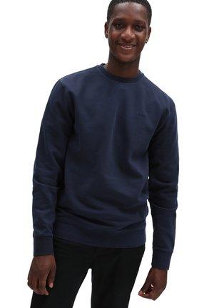 MN COLOR MULTIPLIER VINTAGE WASH CREW - Sweatshirt - dress blues