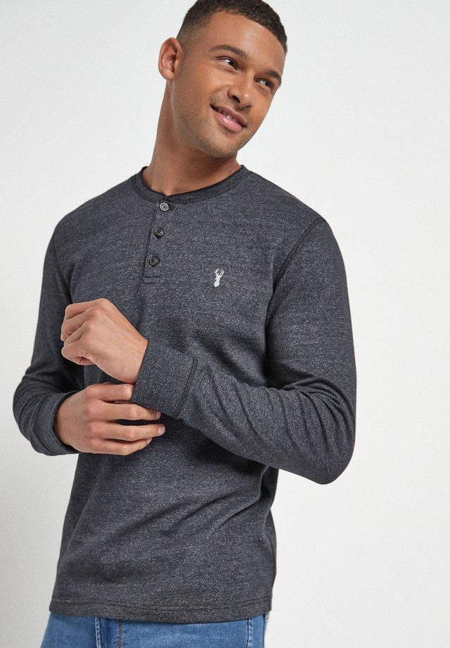Pitkähihainen paita - dark grey
