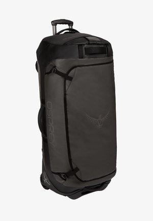 ROLLING TRANSPORTER - Wheeled suitcase - black