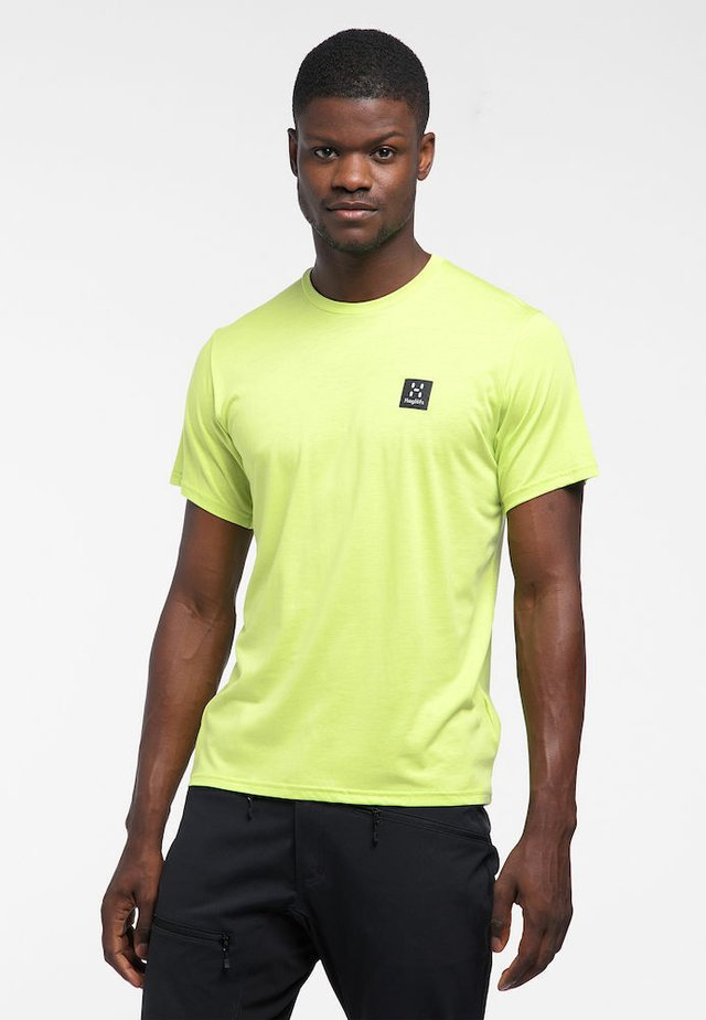 TEE MEN - Basic T-shirt - sprout green