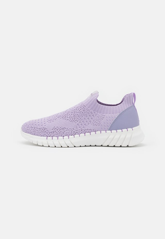 GRACE - Sneakers laag - lilac