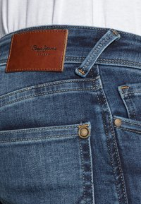 Pepe Jeans - HATCH POWERFLEX - Slim fit -farkut - dark used - 4