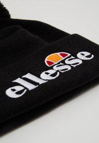 Ellesse - VELLY POM POM UNISEX - Beanie - black - 2