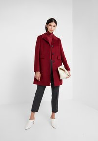 WEEKEND MaxMara - DESY - Short coat - kirsche - 1