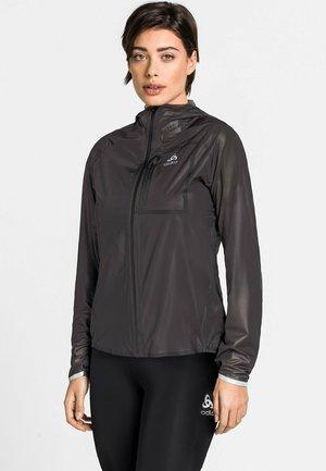 ZEROWEIGHT DUAL DRY WATERPROOF - Waterproof jacket - black