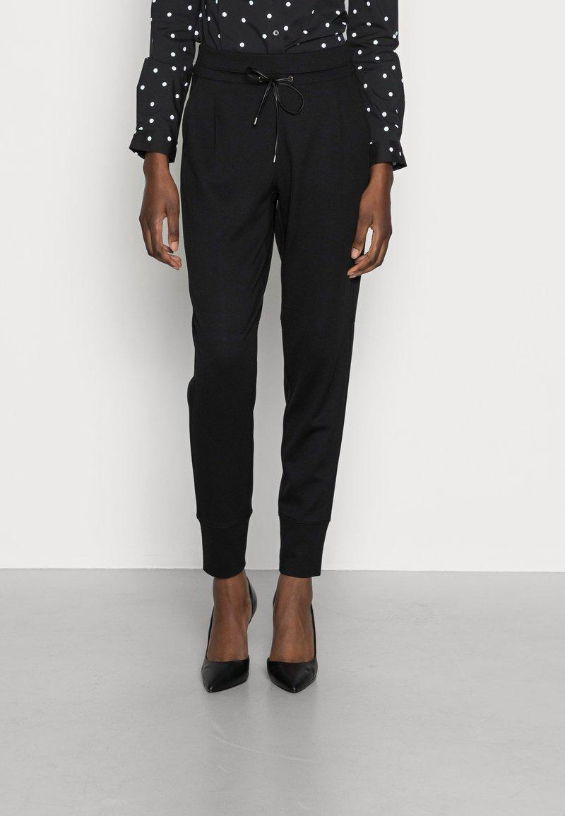 Opus - EMELA  - Trousers - black