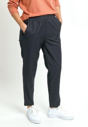 IRIS - Trousers - navy blue