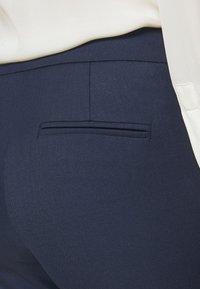 MAX&Co. - MONOPOLI - Trousers - navy blue pattern - 4