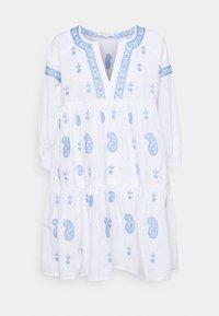 By Malina - MIMI DRESS - Vapaa-ajan mekko - sky blue - 0