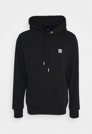 S-GIRK-HOOD-K21 - Hoodie - black