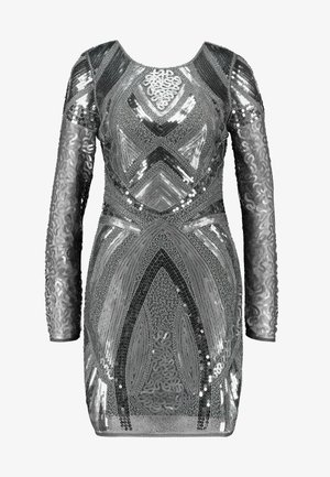 LOVE THAT DRESS - Koktejlové šaty / šaty na párty - silver