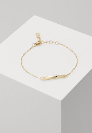 SIGNATURE - Armband - gold-coloured