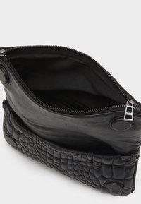 Zadig & Voltaire - ROCK CROCO - Handbag - noir - 4