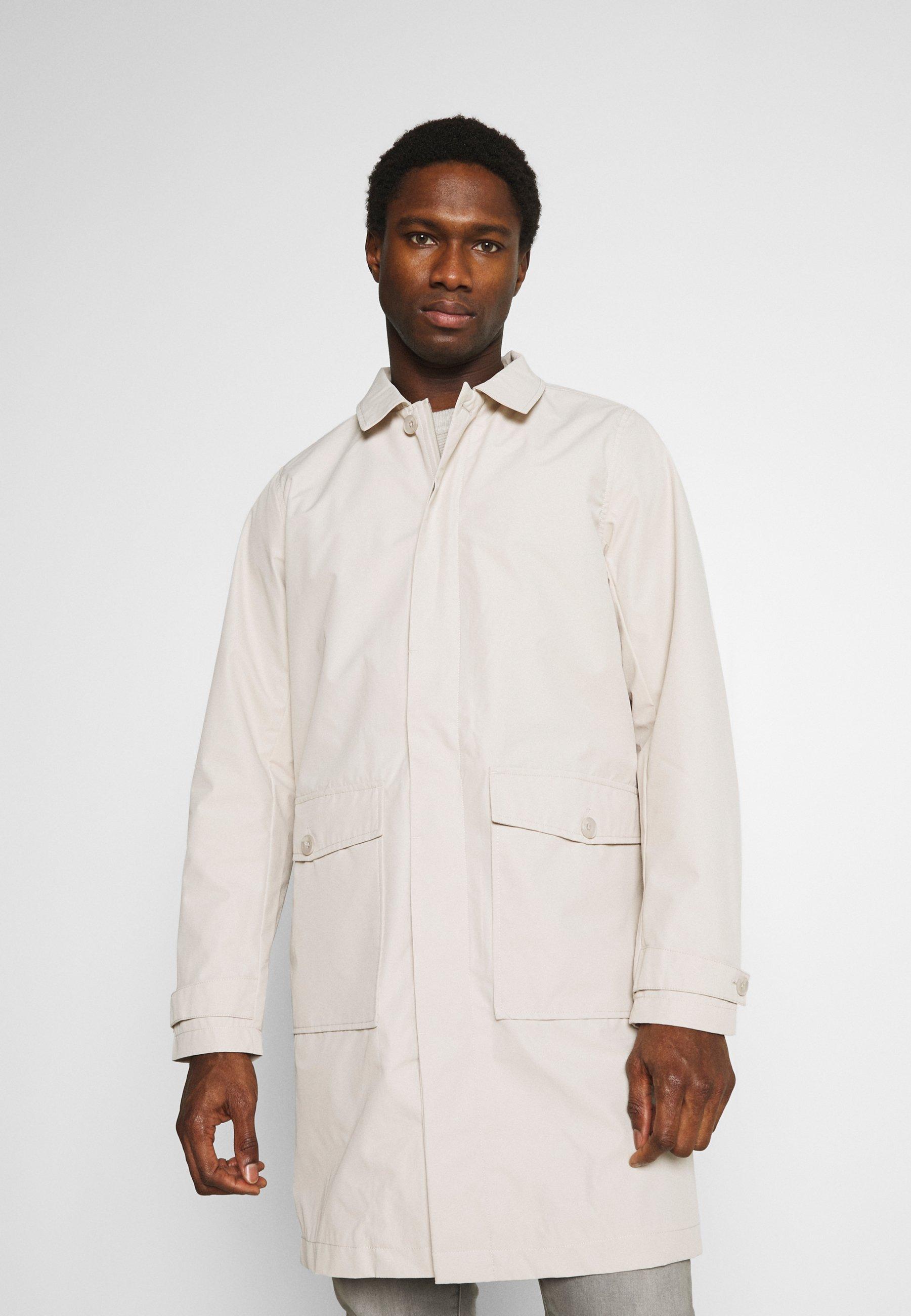 Men OLIVAN CAR COAT - Classic coat