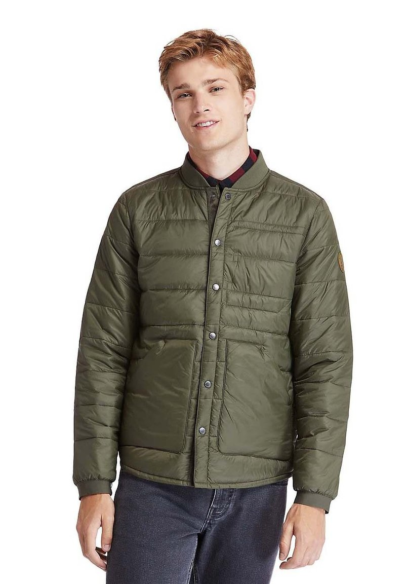 Timberland - Bomber Jacket - green