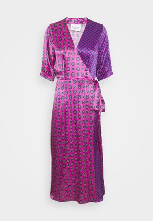 BELLE - Day dress - fuschia