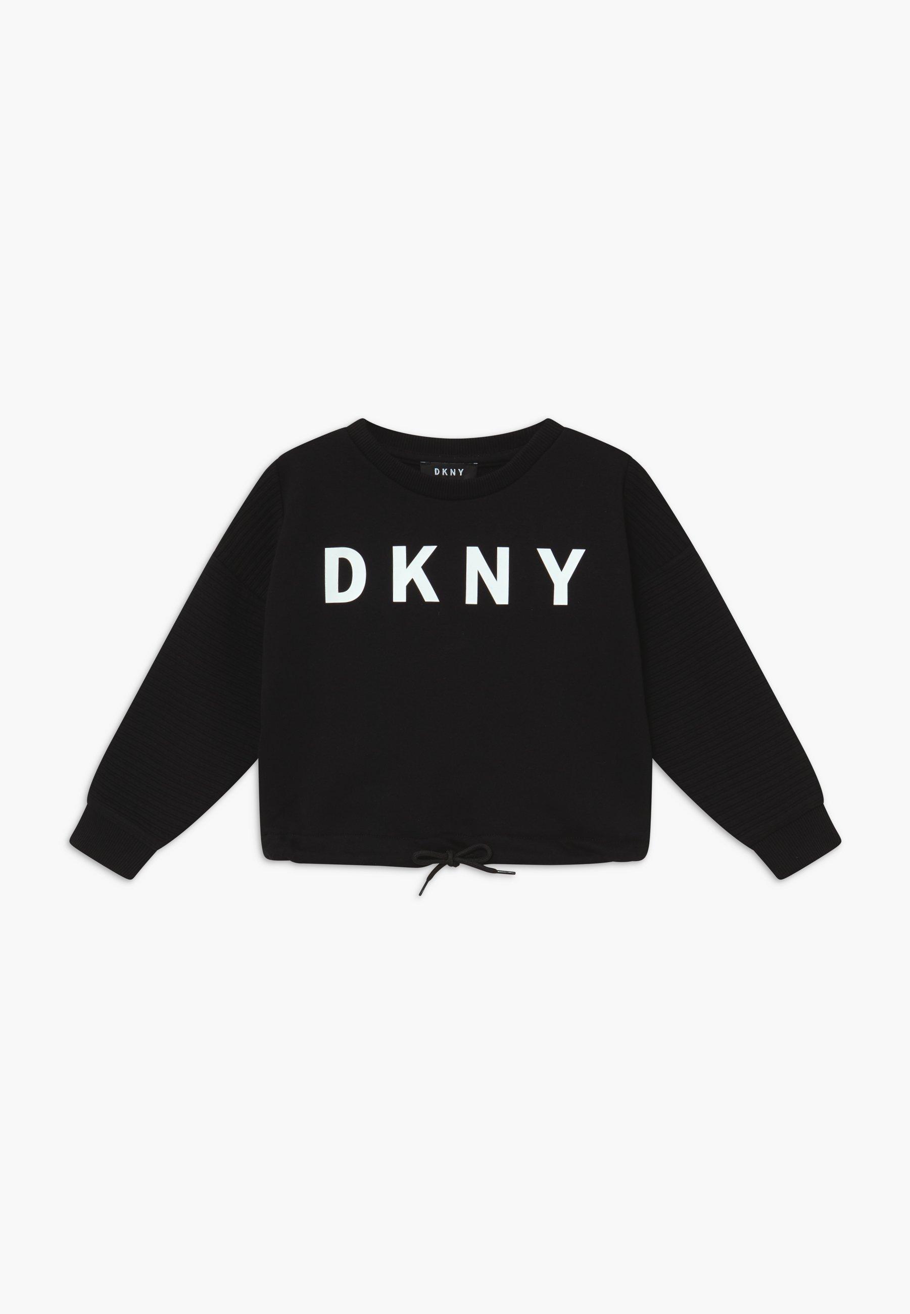 Große Förderung DKNY Sweatshirt - black | Damenbekleidung 2020