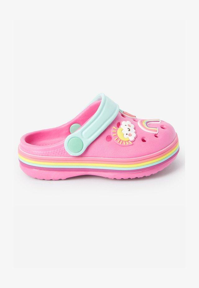 Sandály do bazénu - pink