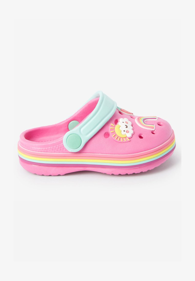 Next - Chanclas de baño - pink