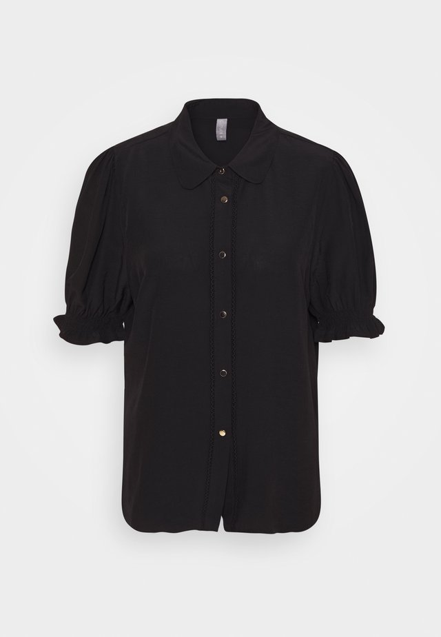 ASMINE BLOUSE - Skjorte - black