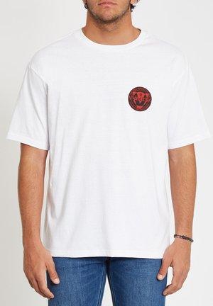 RODIE LSE SS - Print T-shirt - white