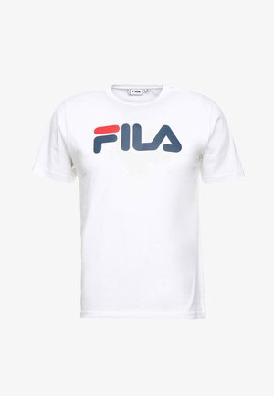 PURE - T-shirt imprimé - bright white