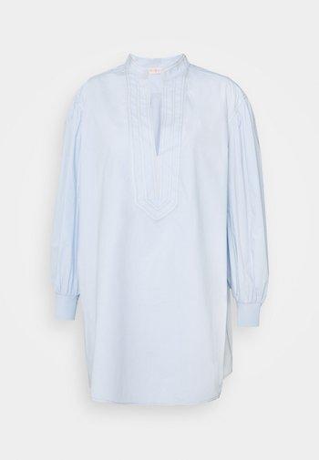 PUFFED SLEEVE - Tunic - crisp blue