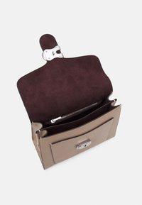 Coach - TABBY TOP HANDLE - Handbag - taupe - 3