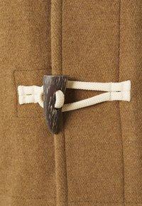 PS Paul Smith - MENS DUFFLE COAT - Classic coat - camel/blue - 6