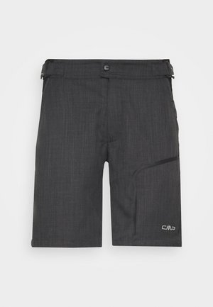 MAN FREE BIKE BERMUDA - Short de sport - nero