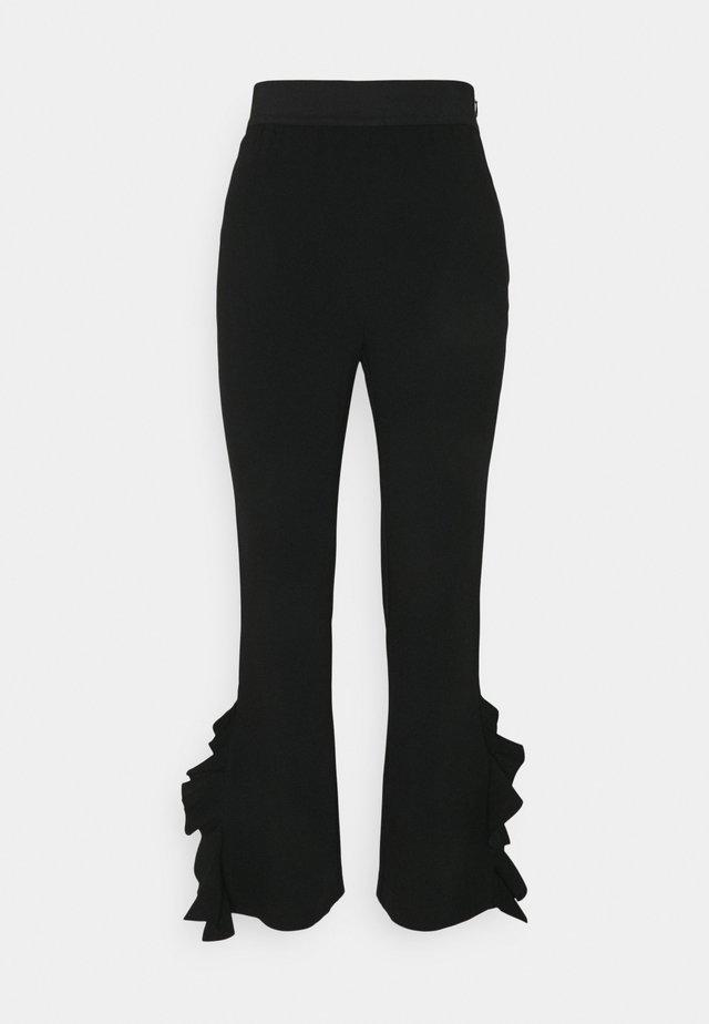 EMILY PANT - Pantaloni - black