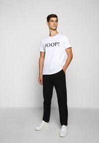 JOOP! - ALERIO - Print T-shirt - white - 1