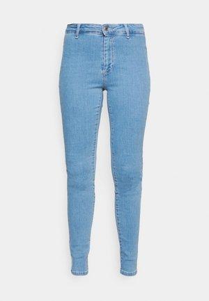 ONLBLUSH  - Skinny džíny - light blue denim