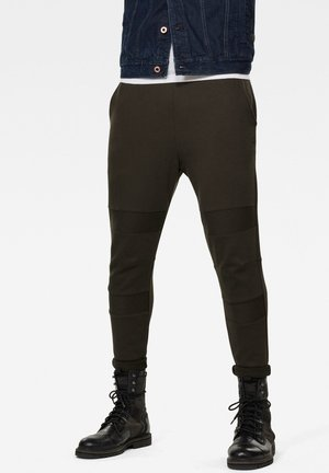 MOTAC SLIM TAPERED - Pantalon de survêtement - asfalt