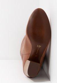 L37 - SUPER NOVA - Boots - cognac - 6