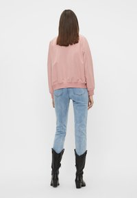 Object - GLÄNZENDE - Bomber Jacket - ash rose - 2