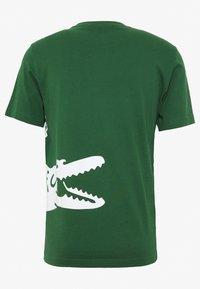 Lacoste - TH5139 - Print T-shirt - green - 1