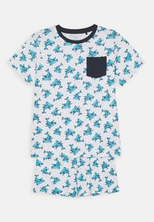 KIDS NIGHTWEAR SHARKS  - Pyjama set - white