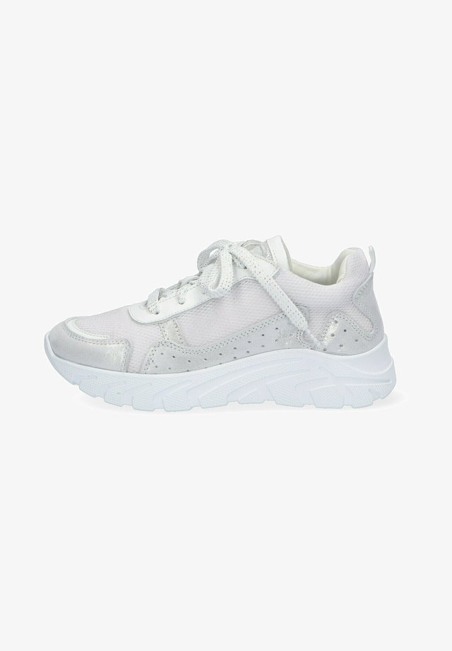 MELISSA MATCH  - Trainers - silver