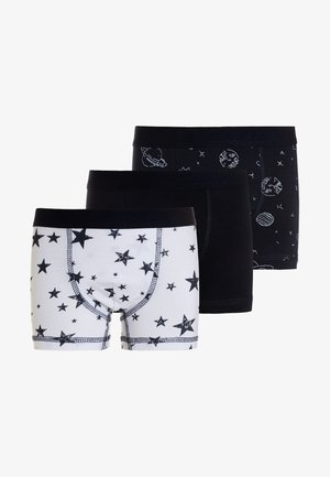 BOXER SPACE & STARS BOYS 3 PACK  - Boxerky - dark blue