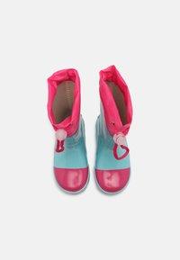 Playshoes - EULEN - Wellies - türkis - 3