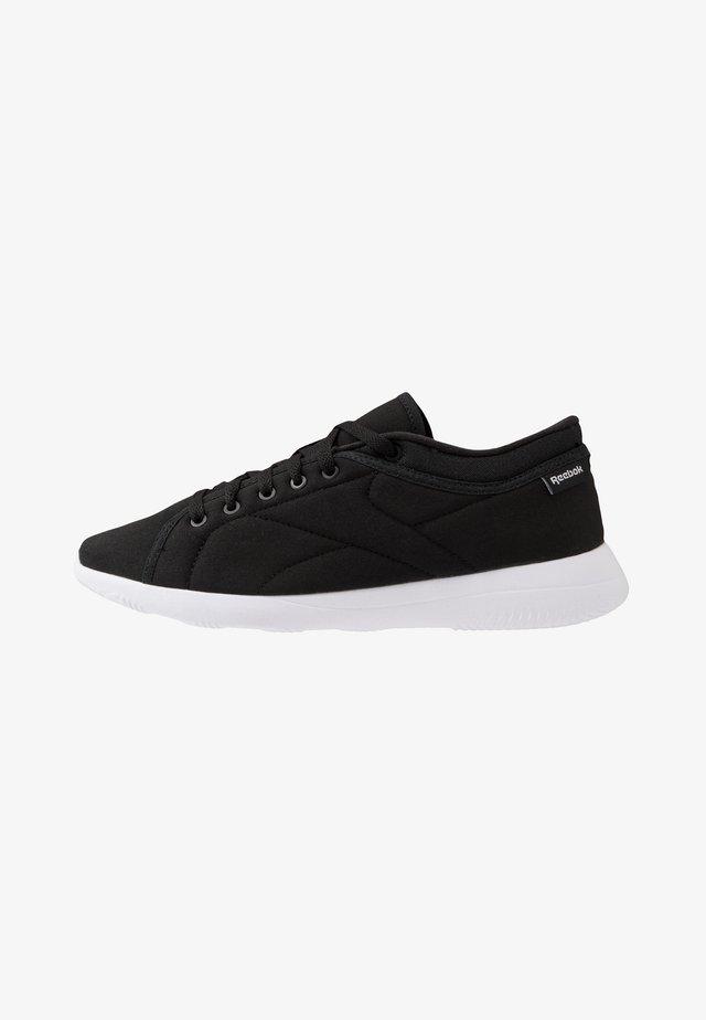 RUNAROUND - Sportieve wandelschoenen - black/white