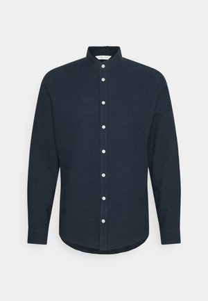 ANTON DETACHABLE COLLAR - Camisa - navy blazer