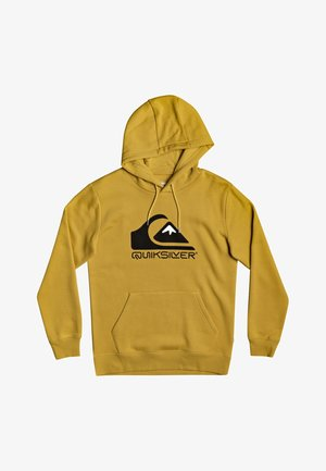 SQUARE ME UP - Hoodie - honey