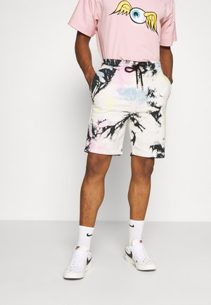 RETRO TIE DYE - Shorts - multicolor